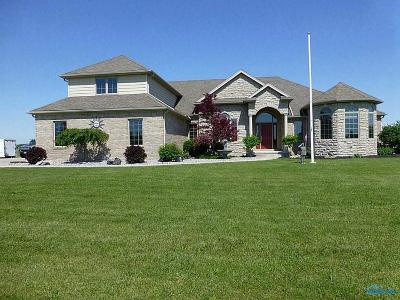 Lucas County Single Family Home For Sale: 600 N Decant Road