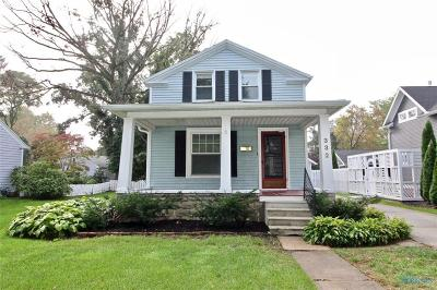 Perrysburg Single Family Home For Sale: 332 E Front Street