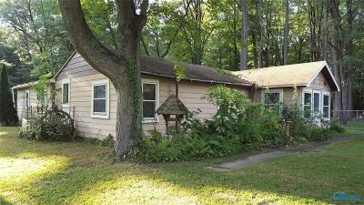 Swanton Single Family Home For Sale: 6143 County Road 1
