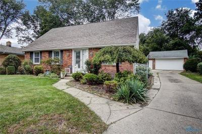 Toledo OH Single Family Home For Sale: $152,900