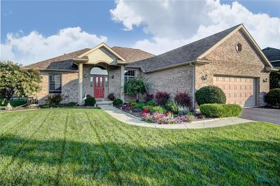 Waterville Single Family Home Contingent: 7762 Meadowview Lane