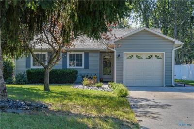 Whitehouse Single Family Home Contingent: 6329 Weckerly Road