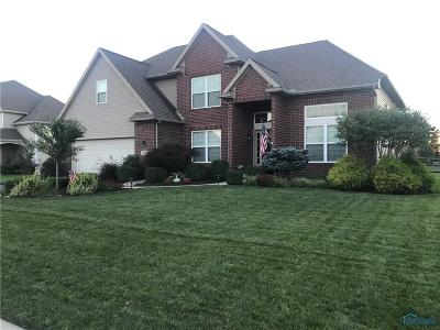 Perrysburg Single Family Home Contingent: 3194 Sterlingwood Lane