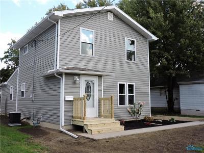Single Family Home For Sale: 1326 Ogontz Avenue