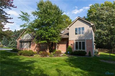 Perrysburg Single Family Home For Sale: 509 Rutledge Court