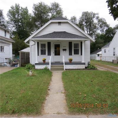 Sylvania OH Single Family Home For Sale: $74,900