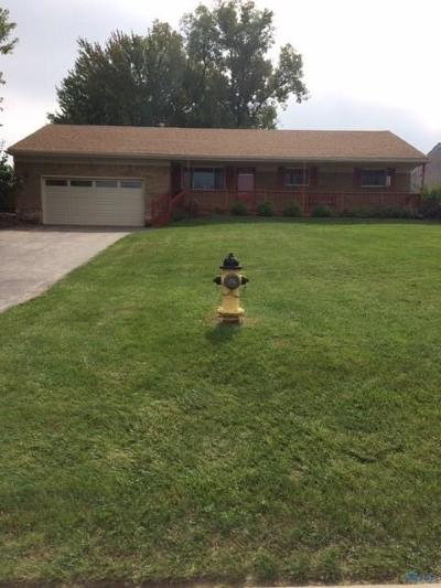 Waterville Single Family Home For Sale: 5957 Little Turtle Trail