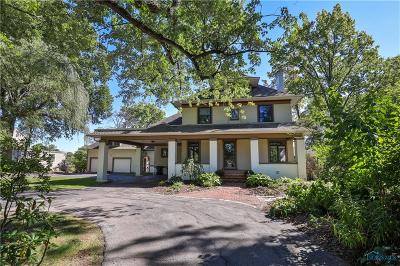 Maumee Single Family Home For Sale: 2822 River Road