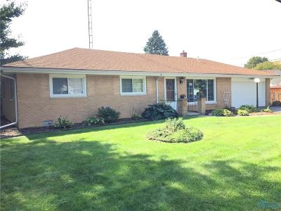 Toledo Single Family Home For Sale: 2030 Malabar Drive