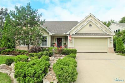 Perrysburg Single Family Home For Sale: 1137 Timberbrook Court