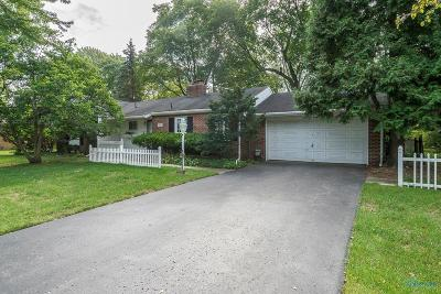 Sylvania OH Single Family Home Contingent: $149,900