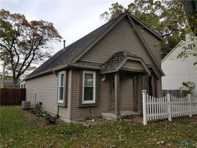 Toledo Single Family Home For Sale: 3428 Zone Avenue
