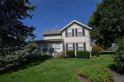 Perrysburg Single Family Home For Sale: 28521 Woodland Avenue
