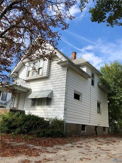 Toledo Single Family Home For Sale: 311 E Weber Street