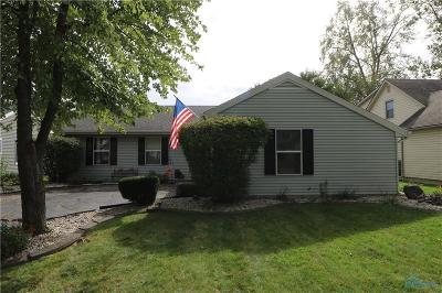 Maumee Single Family Home For Sale: 520 Bennington Drive