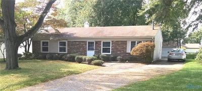 Sylvania OH Single Family Home Contingent: $134,900