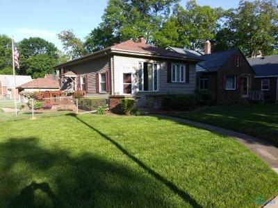 Toledo Single Family Home For Sale: 4254 Grantley Road