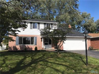 Toledo OH Single Family Home For Sale: $174,900