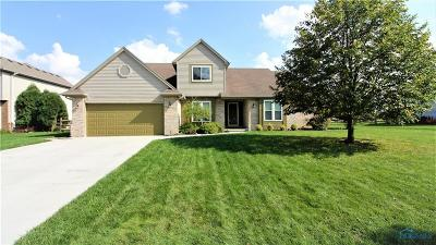 Perrysburg Single Family Home Contingent: 26287 Catawba Drive