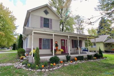Perrysburg Single Family Home For Sale: 226 W 6th Street