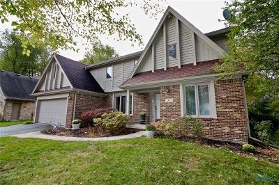Toledo Single Family Home For Sale: 2411 Wimbledon Park Boulevard