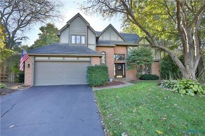 Toledo Single Family Home Contingent: 2302 Gibley Park