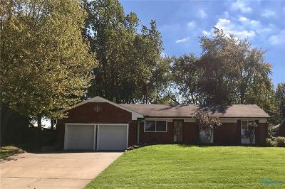 Waterville Single Family Home For Sale: 5941 Little Turtle Trail