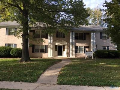 Toledo Multi Family Home For Sale: 1614 Brooke Park Drive