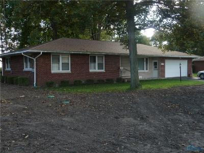 Perrysburg Single Family Home For Sale: 6467 Five Point County Road