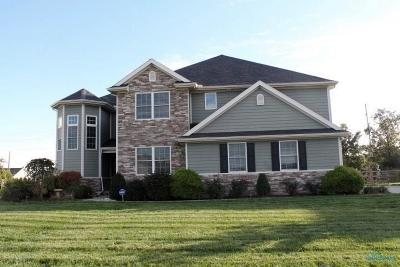 Perrysburg Single Family Home For Sale: 4498 Turtle Creek Drive