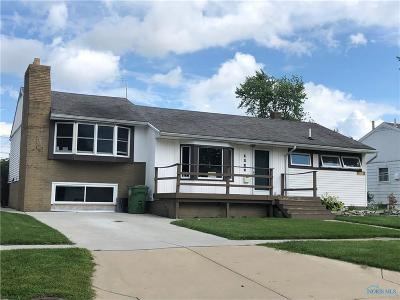 Maumee Single Family Home Contingent: 1222 Holgate Avenue