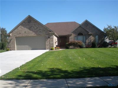 Monclova Single Family Home For Sale: 3163 Lexington Glen Boulevard