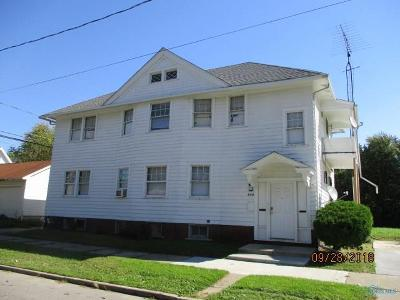Multi Family Home Contingent: 1512 Waite Avenue