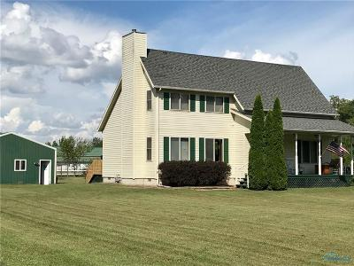 Swanton Single Family Home Contingent: 11850 Shaffer Road