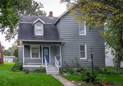 Maumee OH Single Family Home For Sale: $234,900