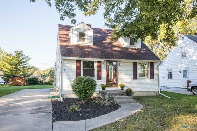 Maumee Single Family Home For Sale: 1275 Scott Street