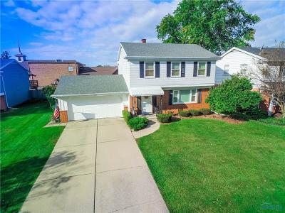 Maumee Single Family Home For Sale: 1009 Farmington