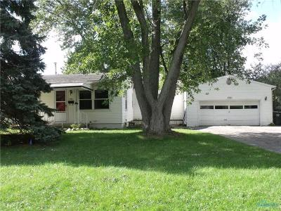 Maumee Single Family Home For Sale: 1361 Hugo Street