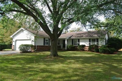 Maumee Single Family Home For Sale: 510 Darby Lane