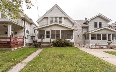 Toledo Single Family Home For Sale: 3517 Homewood Avenue