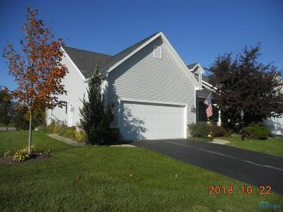 Perrysburg Single Family Home For Sale: 3240 Rivers Edge Drive