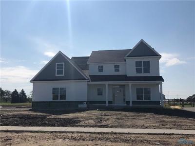 Waterville Single Family Home For Sale: 8461 Glen Creek Street