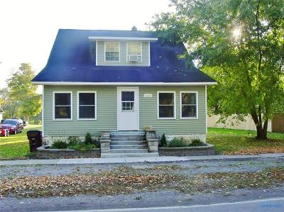 Single Family Home For Sale: 1163 Main Street