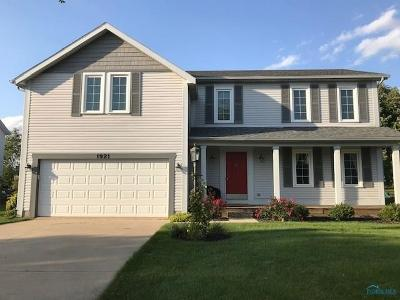 Perrysburg Single Family Home For Sale: 1921 Coe Court