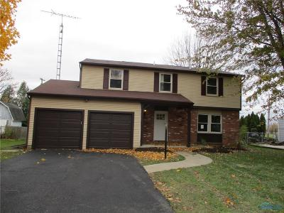 Northwood OH Single Family Home Contingent: $179,900