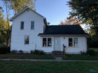 Swanton Single Family Home For Sale: 232 Lincoln Avenue