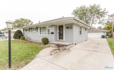 Maumee Single Family Home For Sale: 1070 Leith Street