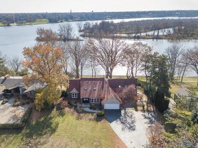 Maumee Single Family Home For Sale: 1526 River Road