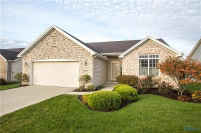 Perrysburg Single Family Home Contingent: 26305 Stillwater Drive