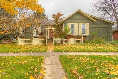 Maumee Single Family Home Contingent: 325 W John Street